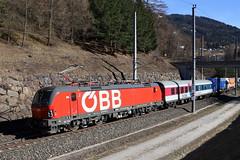 ÖBB 1293 023-8 RoLa Schiebelok, Mühlbachl (michaelgoll777) Tags: öbb vectron 1293