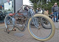 Made in Milwaukee.. (Harleynik Rides Again.) Tags: harleydavidson milwaukee motorcycle vintage retro classic bike nikondf harleynikridesagain