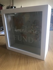 80/365- Funding my adventures (Kris English Photography) Tags: march 2019 365 infinitepossibilities moneybox adventure fund change