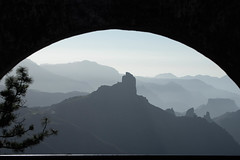 Viewpoint (s_andreja) Tags: spain grancanaria tejeda cruzdetejeda panorama view layer mountains miradordetejeda viewpoint mirador
