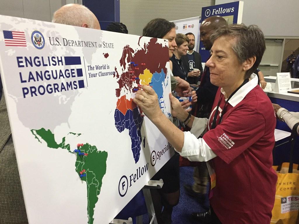 English Language Specialist Juli Sarris
