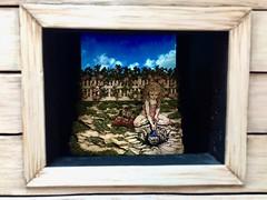 Tammy Salzl, Making Ready, installation, 2015 (Retis) Tags: tammysalzl creativecommons artpublic art artrelationnel artsouterrain quartierdesspectacles publicart public publicspace espacepublic mouvementdartpublic oeuvre média media intermedia installation insitu interventionurbaine insituart artinsitu onsiteart onsite outdoorart malaise weirdart