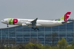 CS-TOB / Airbus A340-312 / 44 / TAP Air Portugal (A.J. Carroll (Thanks for 1 million views!)) Tags: cstob airbus a340312 a340300 a340 a343 340 343 44 cfm565c3 tapairportugal staralliance fsal 4951e2 london heathrow lhr egll 09l