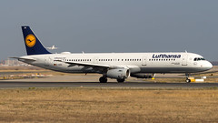 Airbus A321-231 D-AIDH Lufthansa (William Musculus) Tags: plane spotting aviation airplane william musculus daidh lufthansa airbus a321231 lh dlh frankfurt am main rhein frankfurtmain fraport fra eddf a321200
