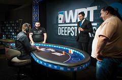 Stefano Schiano and Sandro Pitzanti (World Poker Tour) Tags: 888poker wptds malta world poker tour deepstacks day 3 final table