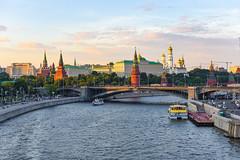 Moscow (gubanov77) Tags: moscow russia kremlin moscowkremlin moscowphotography moskvariver moskvazlatoglavaya bolshoykamennybridge city cityscape urban street streetscape capitalcity