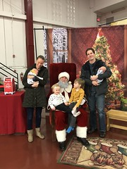 "Family with Santa • <a style=""font-size:0.8em;"" href=""http://www.flickr.com/photos/109120354@N07/45527253755/"" target=""_blank"">View on Flickr</a>"