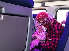 "Dani with Adam on the Polar Express • <a style=""font-size:0.8em;"" href=""http://www.flickr.com/photos/109120354@N07/45527625415/"" target=""_blank"">View on Flickr</a>"