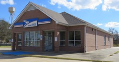 Post Office 75574 (Simms, Texas) (courthouselover) Tags: texas tx postoffices easttexas bowiecounty simms northamerica unitedstates us
