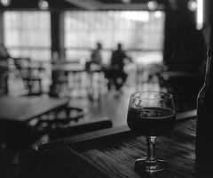 Untitled (yuzefe) Tags: beer lviv analog kodaktmax100 kodak kodaktmax distagon distagon35mmf14 blackandwhite cz bw film bwfilm contax contaxzeiss zeiss manualfocus monochrome blackwhitephotos