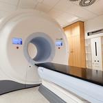 放射線治療装置の写真