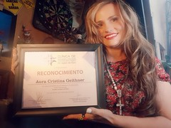 "Reconocimiento de participación por su conferencia "" Buscando la felicidad"" Aura Cristina Geithner en Rompecabezas 9"" Aniversario en la Clínica "" Un regalo de Dios"", San Juan del Río, Querétaro.2018. #auracristinageithner #lapotradelabanda #awards #confer (Aura Cristina Geithner) Tags: actress colombia singer awards conferencia mexico coaching model lapotradelabanda auracristinageithner likes positivevibes"