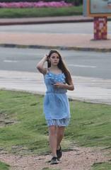Urban portrait (carlos_ar2000) Tags: paseo walk chica girl mujer woman bella beauty sexy calle street linda pretty goegeous puntadeleste maldonado uruguay