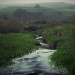 Chrome Hill Peak District (seantindale) Tags: peakdistrict england uk olympus omdem1markii misty fog trees river explore hills ngc