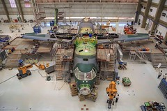 Sgt.Batista - Agência FAB EMBRAER.jpg (prodbdf) Tags: embraer empresabrasileiradeaeronautica fab forcaaereabrasileira fotobrunobatista gaviaopeixoto kc390 cargueiro fabrica hangar inauguracao industria