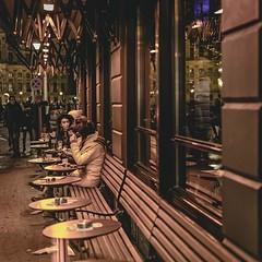 The Red Street (Oash_Dany) Tags: amsterdam holland longexposure nightshot bruxelles belgium