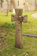 Unmarked grave of Captain Euston Henry Sartorius VC St Peter and St Paul's Churchyard Ewhurst Surrey UK (davidseall) Tags: grave headstone gravestone captain euston henry sartorius vc victoria cross medal winner recipient hero st peter pauls churchyard ewhurst surrey uk gb british english