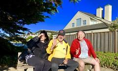 Dr FUTURE radioshow Santa Cruz (larsling) Tags: drfutureshow santacruz california allan sunmarian lundell ksco radiostation