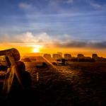 Sunrise and silhouettes thumbnail