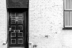 #84 (EightBitTony) Tags: number windowframe window numbers city february nottingham door urban canon7d2 project citycentre bricks blackandwhite wall 2019 uk nottinghamshire bw blackwhite canon canon7dmarkii canon7dmark2 canon7dmk2 canon7dii canondslr canoneos canoneos7dmarkii canoneos7d2 canoneos7dii mono monochrome england unitedkingdom gb