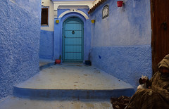 Chefchaouen, Morocco, January 2019 D810 612 (tango-) Tags: chefchaouen bluecity villaggioblu bluevillage morocco maroc 摩洛哥 marruecos марокко المغرب