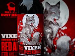 Old Bust Head Brewing - Vixen Irish Style Red Ale Vint Hill Farms VA (mbell1975) Tags: chantilly virginia unitedstatesofamerica us old bust head vixen irish style red ale vint hill farms va beer bier pivo øl cerveza birra cerveja piwo bira bière biere american