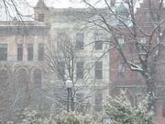 Classic Architecture, Van Vorst Park, Snow View, Jersey City (lensepix) Tags: classicarchitecture vanvorstpark snowview jerseycity snow winter