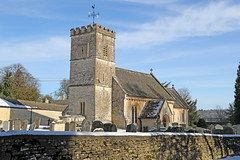 St Peter's Church, Farmington (Roger Wasley) Tags: st peter's church saintbury peter farmington history holy building gloucestershire cotswolds