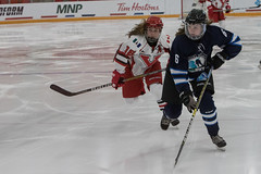 Mark Holloway 2019 02 26 womens hockey YT vs NWT-31 (memories by Mark) Tags: cwg2019 cwg canadawintergames reddeer hockey icehockey icerink womenshockey nwt yt yukon arena athletes puck action