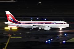 9H-AEI Air Malta Airbus A320-214 (buchroeder.paul) Tags: dus eddl dusseldorf international airport germany europe ground night 9haei air malta airbus a320214