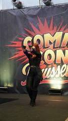 2019-03-02_16-13-34_ILCE-6500_DSC08570 (Miguel Discart (Photos Vrac)) Tags: 2019 57mm belgium bru brussels bruxelles bxl ccbx comicconbxl comiccon comicconbrussels cosplay cosplayer e18135mmf3556oss focallength57mm focallengthin35mmformat57mm geek highiso ilce6500 iso4000 sony sonyilce6500 sonyilce6500e18135mmf3556oss tourettaxis