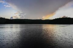IMG_2564-1 (Andre56154) Tags: schweden sweden sverige wasser water see lake wolke cloud himmel landschaft landscape wald forest regen rain