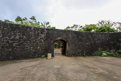 Kobikimon 木曳門 (YY) Tags: shuricastle okinawa japan ryukyu ryukyukingdom castle naha 首里城 那霸 琉球 琉球王國 日本 沖繩 wall gate