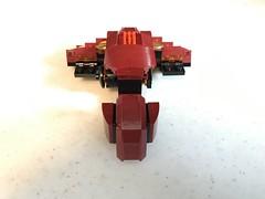 Red Ghost Top Rear (dreki.bryni) Tags: halo afol moc lego