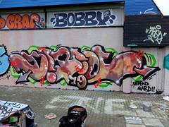 Schuttersveld - Hotus - Birol (oerendhard1) Tags: streetart urban art graffiti rotterdam oerendhard crooswijk schuttersveld hotus birol