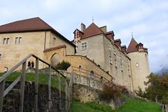 Château de Gruyères / Gruyères Castle / Замъкът Грюер (mitko_denev) Tags: switzerland schweiz suisse svizzera фрибур frеiburg fribourg gruyère gruyères грюер château замък castle burg medieval средновековие
