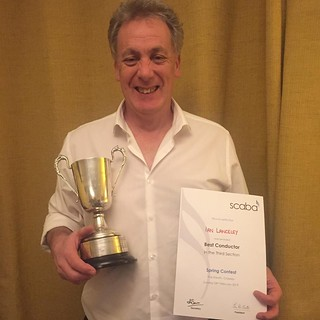 2019 Ian Lanceley - Second Section - Best Conductor