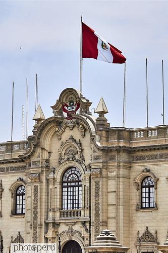 Lima Centro, Palacio