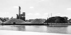 Colas, Scoten (Pascal Heymans) Tags: 2900 colas fotokunst industrie kanaal berg contemporarylandscape industriallandscape industry lhommequifaitdesmontagnes photo photography serie sociallandscape urban urbanlandscape schoten antwerpen belgië be canoneos6d pascalheymans