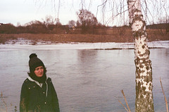(sauleshechka) Tags: expired film analog fujicolor 400 superia pentax spotmatic spii russia