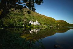 Kylemore Abbey (FV1405) Tags: 2018 connemara irland spiegelung kylemore abbey