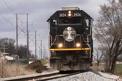 Star of the Show (Seven Tracks Photography) Tags: ic sd70 train railroad photography locomotive decatur illinois illinoiscentral peoria
