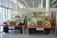 DSC_0528 (petrovskiy_300686) Tags: сочи сочиавтомузей автомузей газ67 газ69