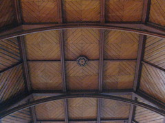 Vaulted Kauri Pine Ceiling Detail of of the Former Saint George's Presbyterian Church - Chapel Street, St Kilda East (raaen99) Tags: saintgeorgespresbyterianchurch saintgeorgesunitingchurch saintgeorgeschurch saintgeorgesstkildaeast saintgeorgeseaststkilda stgeorgespresbyterianchurch stgeorgesunitingchurch stgeorgeschurch stgeorgesstkildaeast stgeorgeseaststkilda unitingchurch presbyterianchurch presbyterian eaststkilda stkildaeast chapelstreet chapelst church placeofworship religion religiousbuilding religious melbourne melbournearchitecture 1877 1880 1870s 1880s nineteenthcentury victorian victoriana 19thcentury victoria australia gothicrevivalarchitecture gothicarchitecture gothicrevivalchurch gothicchurch gothicbuilding gothicrevivalbuilding ecclesiastical gothicrevivalstyle gothicstyle architecturallydesigned albertpurchas architecture building pine kauripine ceiling vaultedceiling roof paneling