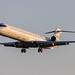 Hamburg Airport: Air Nostrum Bombardier CRJ-900ER CRJ9 EC-JZS