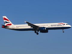 British Airways | Airbus A321-231 | G-EUXF (MTV Aviation Photography) Tags: british airways airbus a321231 geuxf britishairways airbusa321231 ba londonheathrow heathrow lhr egll canon canon7d canon7dmkii