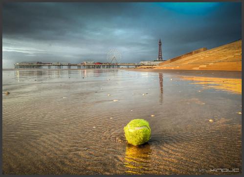 Tennis in Blackpool ?