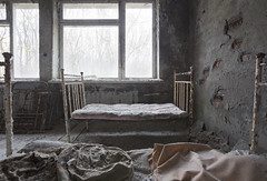 Pripyat City Hospital № 126 (Sean M Richardson) Tags: abandoned pripyat hospital chernobyl exclusion decay texture history fall autumn canon photography urbex explore