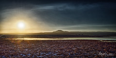 Shining sun (marko.erman) Tags: lagunatobinquinche latinamerica southamerica atacama chile desert lagoon panoramic panorama landscape sunset sun shining salt wideangle sony mineral highaltitude