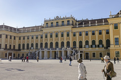 Schonbrunn Palace 2 (rschnaible) Tags: vienna austria europe schonbrunn palace castle old history historical outdoor sightseeing building architecture